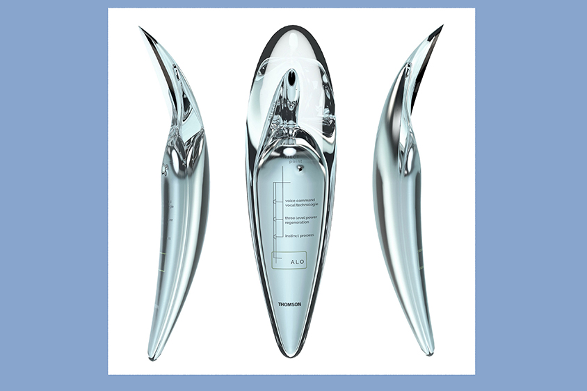 image Smartphone Alo du designer Philippe Starck