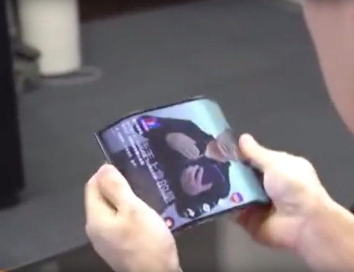 image Xiaomi dévoile son smartphone flexible